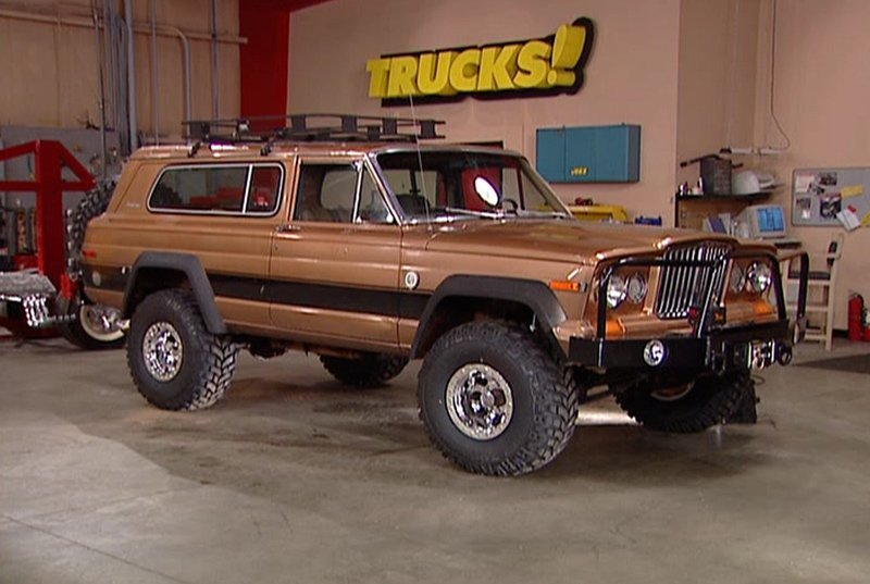 70s Jeep Cherokee :: IMCDb Forum